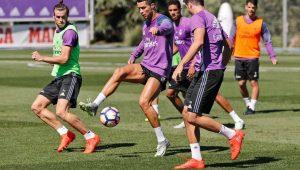 Reprodução / Twitter / Real Madrid