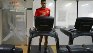 Érico Leonan/São Paulo FC/divulgação