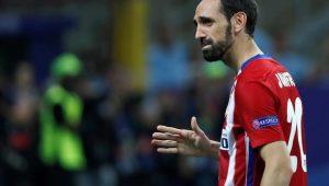 Juanfran receberá homenagem do Atlético de Madri em partida do Espanhol