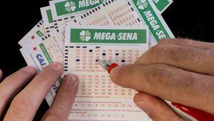 Mega-Sena: Aposta única de Curitiba ganha R$ 2,7 milhões