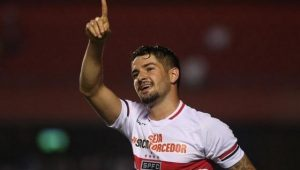 Rubens Chiri / Sao Paulo FC