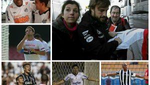 Montagem: EFE/Folhapress/ Flickr/Santos FC/ Pedro Ernesto Guerra