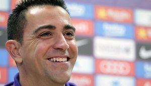 Xavi diz que recusou proposta para treinar o Barcelona: 'Não é a hora'