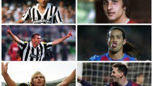 Montagem sobre Folhapress/WikiMedia Commons/EFE/Juventus.com