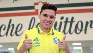 Reprodução / Twitter / SE Palmeiras
