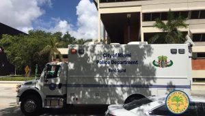 Reprodução/Miami police department