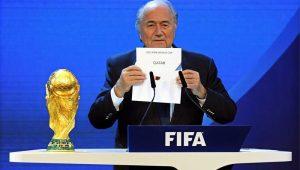 Filha de Blatter faz revelação sobre luta de ex-presidente da Fifa contra a Covid-19