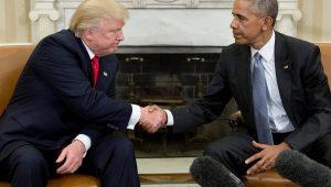 Obama critica Trump: 'Se preocupa mais em suprimir voto do que o vírus'