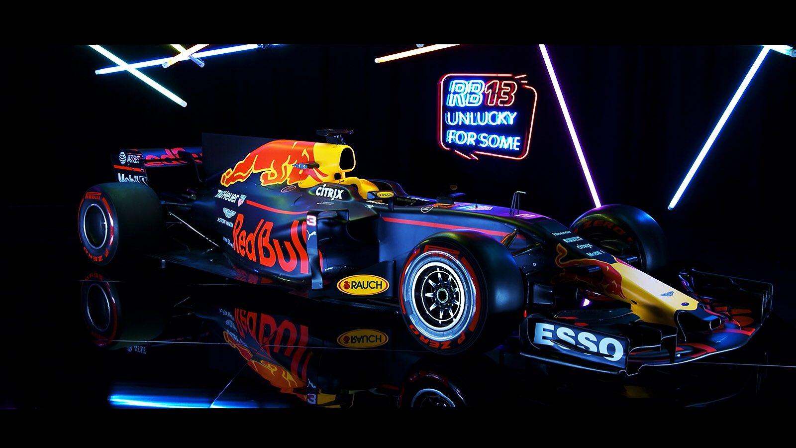 Divulgação / Red Bull Racing