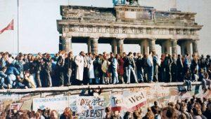 Os 30 anos da queda do Muro de Berlim