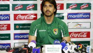 Marcelo Moreno na seleção boliviana