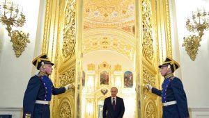EFE/Alexey Druzhinin / Ria Novosti