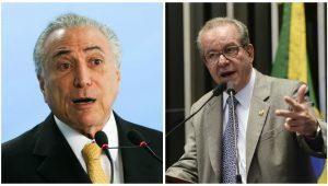 Montagem/Agência Brasil e Agência Senado