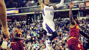 Reprodução / Facebook / Sacramento Kings