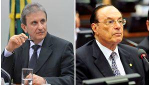 Valter Campanato/Agência Brasil e Nilson Bastian / Câmara dos Deputados