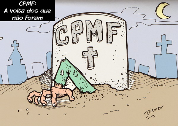 Se criada, CPMF afetará mais as classes de baixa renda; entenda ...