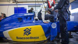 Reprodução/Facebook/Sauber F1 Team