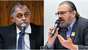 Montagem/Agência Senado e AGBR