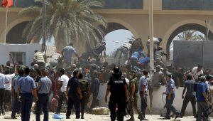 Conferência para paz confirma cessar-fogo na Líbia