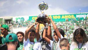Divulgação / Sirli Freitas / Associação Chapecoense de Futebol