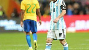 Messi vê Brasil como algoz, tenta diminuir 'freguesia' e melhorar marcas