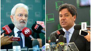 Antônio Cruz - Agência Brasil / Nilson Bastian - Câmara dos Deputados