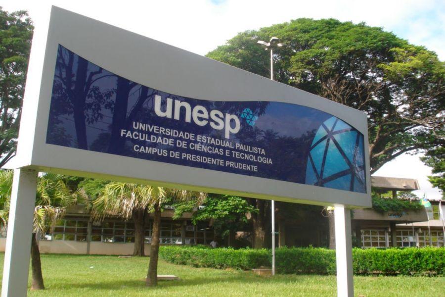 Fachada da UNESP