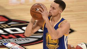 Lesão pode tirar Stephen Curry de toda a temporada da NBA