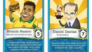 Divulgação/Facebook.com/QuequereJogos