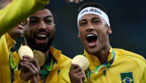 Gabigol diz que sonha em jogar com Neymar no Flamengo: 'É a cara dele'