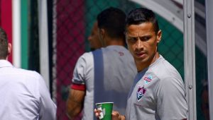 Maílson Santana/Fluminense/Divulgação
