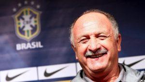 Felipão é indicado ao prêmio de melhor técnico do século XXI; veja concorrentes