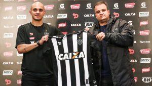 Divulgação/Bruno Cantini/Atlético MG