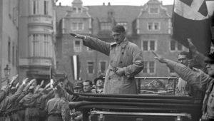 Chefe da propaganda nazista, Goebbels perseguiu artistas e escritores