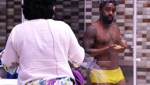 Reprodução/Big Brother Brasil