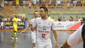 Futsal Brasil Kirin/divulgação