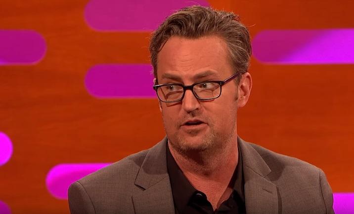 Matthew Perry faz estreia no Instagram com vídeo de Chandler; confira – Jovem Pan