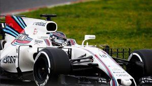 Reprodução / Twitter / Williams Racing