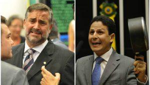 Montagem sobre fotos/ Agência Brasil/ Fábio Rodrigues Pozzebom