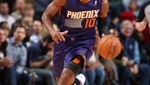 Reprodução / Facebook / Phoenix Suns