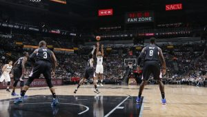 San Antonio Spurs/Divulgação