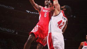Reprodução / Facebook / Houston Rockets