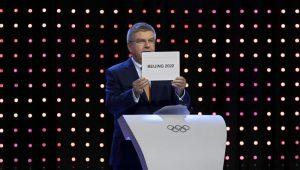 Presidente do COI demonstra otimismo com retorno de competições
