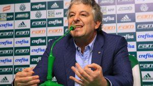 Paulo Nobre presidiu o Palmeiras entre 2013 e 2016