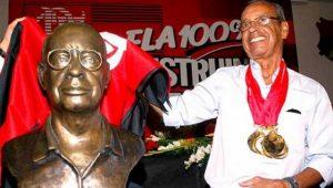 Reprodução/Site Oficial Flamengo