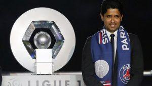 Família dona do PSG oferece R$ 2,7 bilhões para comprar o Napoli