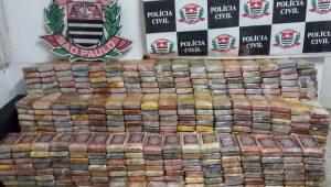 NIVALDO LIMA/Estadão Cocaína