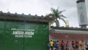 Divulgação/Secretaria de Administração Penitenciária do Amazonas