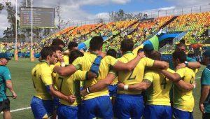 Divulgação / Confederação Brasileira de Rugby
