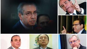 Montagens sobre fotos/ Folhapress e Agência Brasil